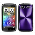 MYBAT Purple Cosmo Case for HTC Sensation 4G
