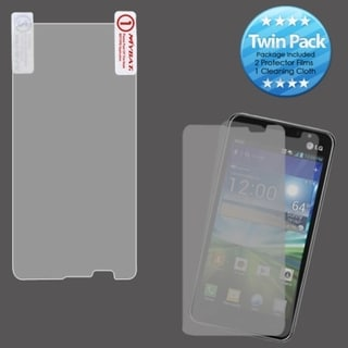 MYBAT 2-piece Screen Protector for LG P870 Escape