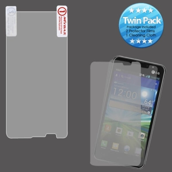 INSTEN 2-piece Screen Protector for LG P870 Escape