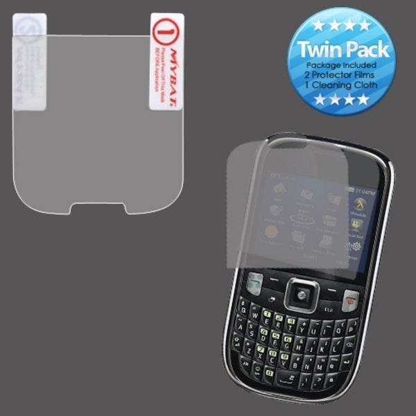 INSTEN 2-piece Screen Protector for ZTE Z431
