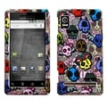 MYBAT Skull Party Sparkle Case for Motorola A955 Droid 2 R2D2 Droid
