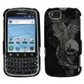 MYBAT Skull Wing Case for Motorola XT603 Admiral