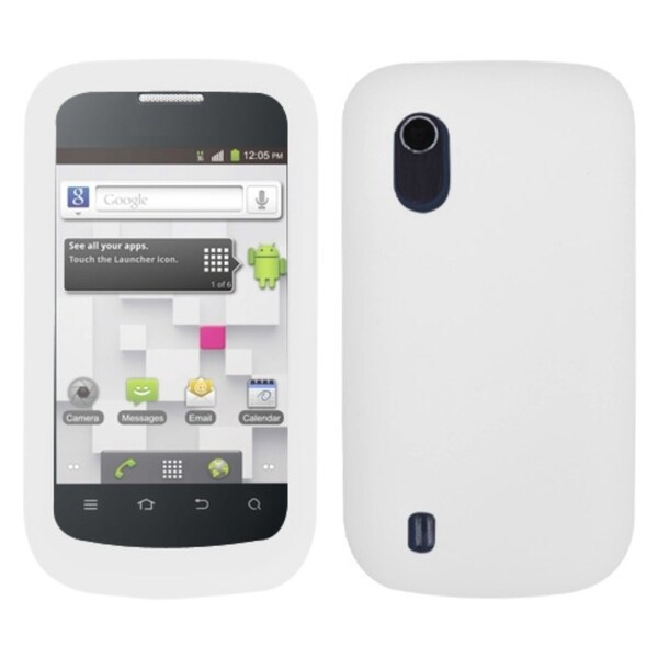 MYBAT White Case for ZTE V768 Concord