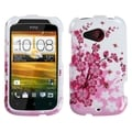 MYBAT Spring Flowers Case for HTC Desire C