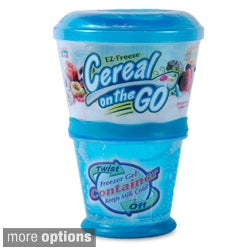 Cool Gear EZ Freeze Cereal on the Go