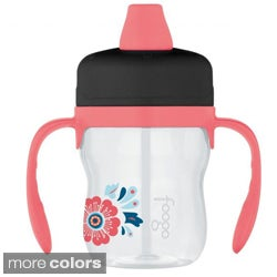 Foogo Thermos Phases Leak-Proof Tritan 8-ounce Sippy Cup