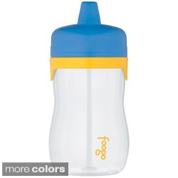Foogo Thermos Phases Leak-Proof Tritan 11-ounce Sippy Cup