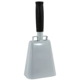 Buffalo Tools Customizable 6-piece 10-inch Cowbell Set