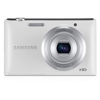 Samsung ST72 16MP White Digital Camera