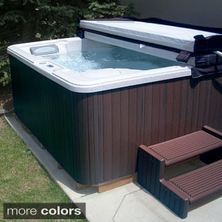 Home And Garden Spas 6 Person 81 Jet Hot Tub 11387894