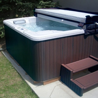 Highwood Synthetic Wood Hot-tub/Spa Cabinet Replacement Kit