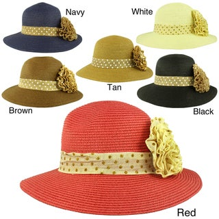 Faddism Vintage Summer Travel Hat