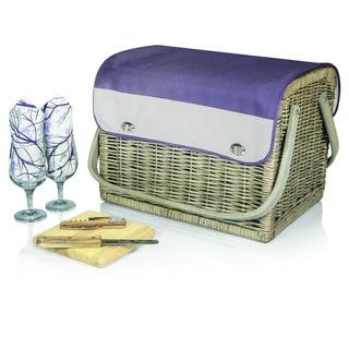 Picnic Time 'Kabrio - Botanica' Wine Picnic Basket