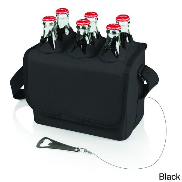 Six-Porter Bottle Tote with Bottle Opener