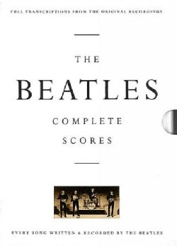 Beatles Complete Scores (Hardcover)