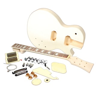 Lester Classic Unfinished Electric Guitar Builder Kit