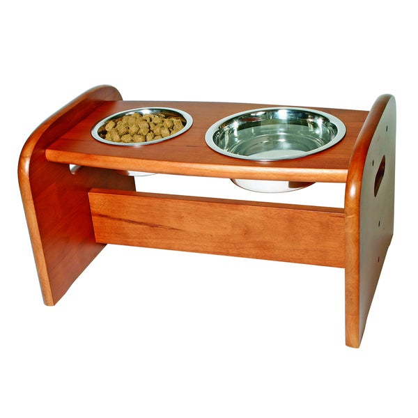 Richell Pet Food Medium Pedestal
