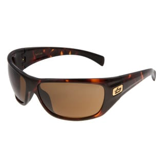 Bolle Men's 'Cobra' Dark Tortoise Sunglasses