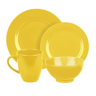 Waechtersbach Fun Factory Buttercup 16-piece Dinnerware Set