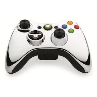 Xbox 360 Wireless Controller Silver