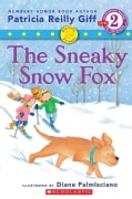 The Sneaky Snow Fox (Paperback)