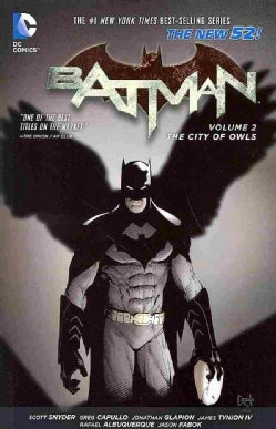 Batman 2: The City of Owls  (Paperback)