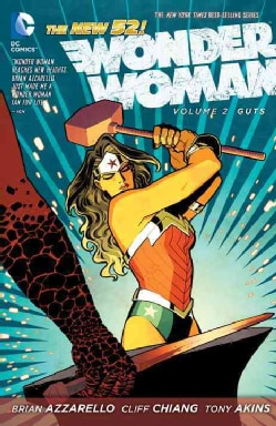 Wonder Woman 2: Guts (The New 52) (Paperback)