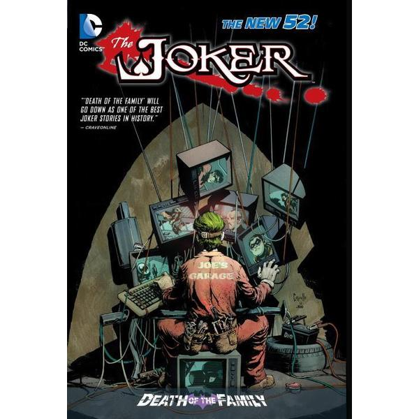 The Joker: Death of the Family (Hardcover) 10927907