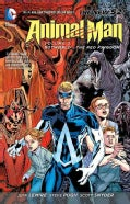Animal Man 3: Rotworld: The Red Kingdom (Paperback)