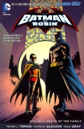Batman and Robin 3: Death of the Family (Hardcover)