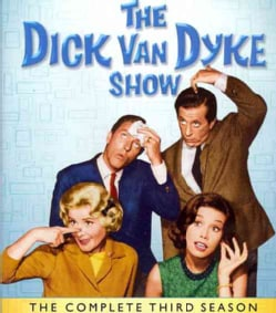 The Dick Van Dyke Show: Season 3 (Blu-ray Disc)