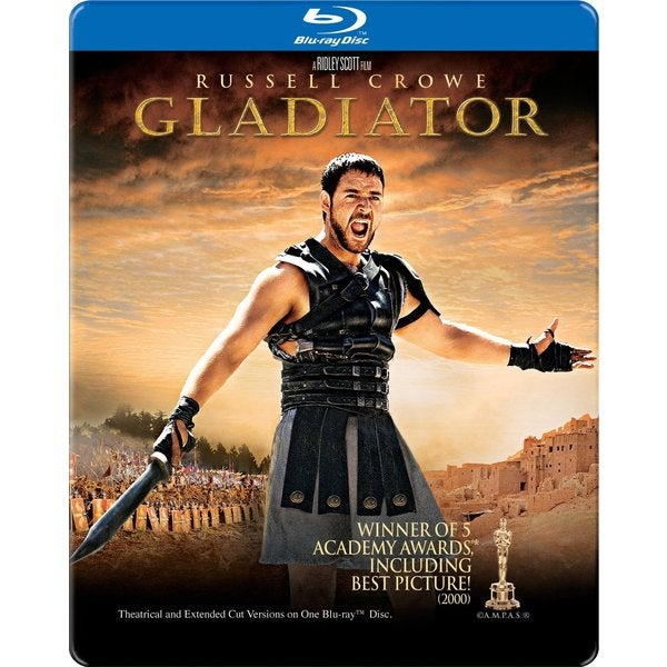 Gladiator Steelbook (Blu-ray Disc) 10928021