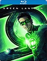 Green Lantern Steelbook (Blu-ray Disc)