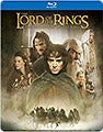The Lord of the Rings: The Fellowship of the Ring Steelbook (Blu-ray Disc)