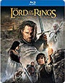 Lord of the Rings: The Return of the King Steelbook (Blu-ray Disc)