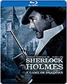 Sherlock Holmes: A Game of Shadows Steelbook (Blu-ray Disc)