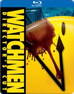 Watchmen Steelbook (Blu-ray Disc)