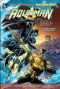 Aquaman 3: Throne of Atlantis (The New 52) (Hardcover)