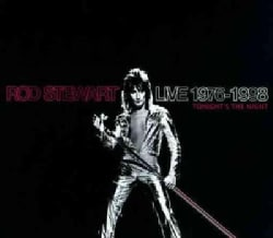 Rod Stewart - Rod Stewart: Live 1976-1998: Tonight's The Night