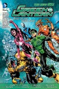 Green Lantern: Rise of the Third Army (Hardcover)