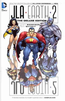 JLA Earth 2 (Hardcover)