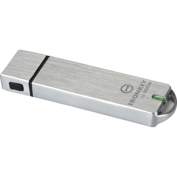 IronKey 64GB Workspace USB 3.0 Flash Drive