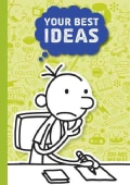 Diary of a Wimpy Kid Writer's Notebook (Notebook / blank book)