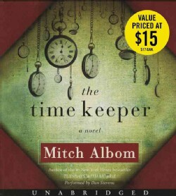 The Time Keeper: A Novel (CD-Audio)
