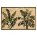 Palm Tree Coir Doormat (18 x 30)