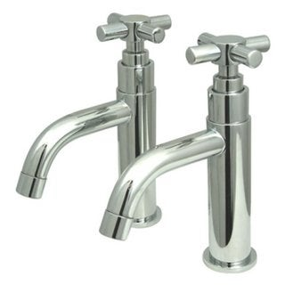 Classic Chrome Finish Bathroom Faucet