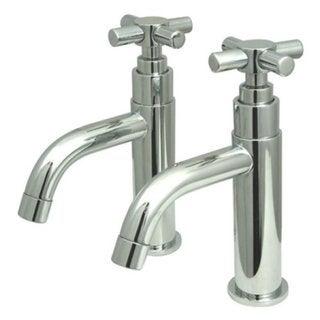 Classic Chrome Finish Bathroom Faucet