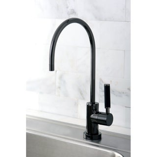 Black Nickel Water Filtration Faucet