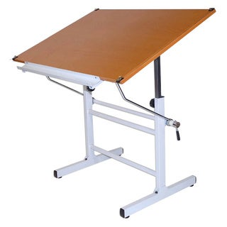 Offex Bel Aire Neuvo Adjustable Drafting and Craft Table