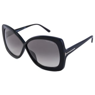 Tom Ford Women's TF0227 Calgary Rectangular Sunglasses
